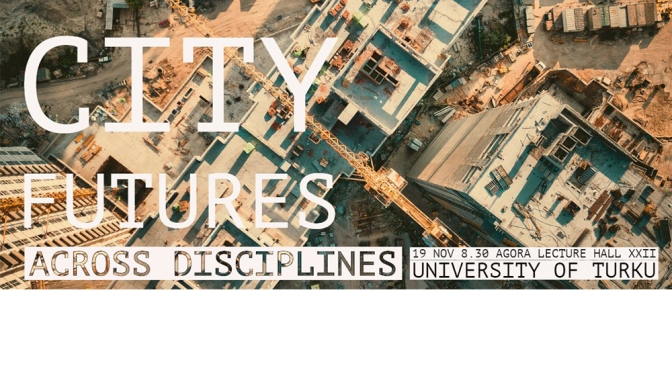 Imagining city futures across disciplines. Notes from a symposium.