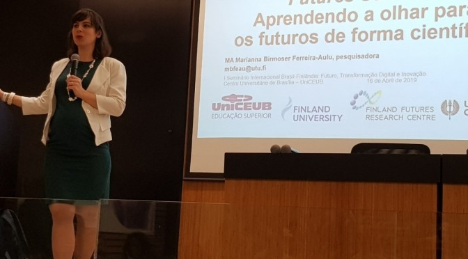 "Futures Studies in Brazil: Launching event for the programme ""Futures, Digital Transformation and Innovation"""