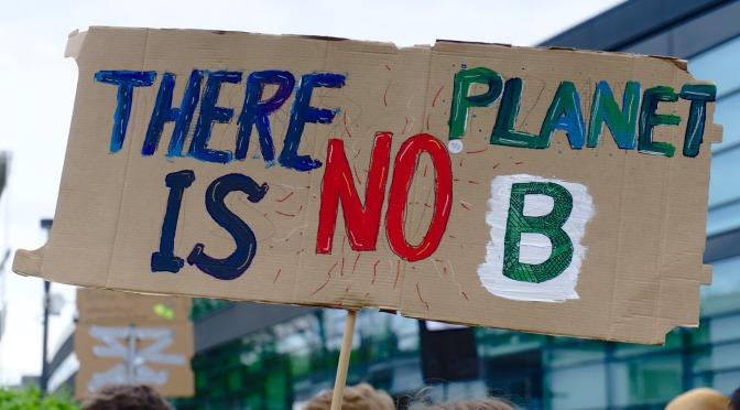 Ilmastoahdistus ja toivo – vai sittenkin rohkea epätoivo?
