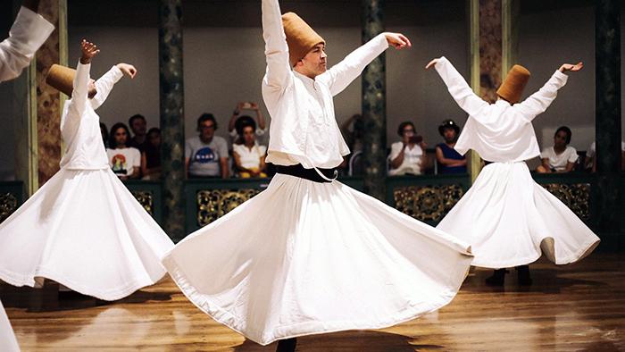 Dervissien tanssi